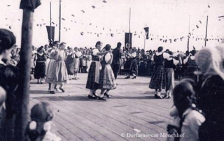 Verbot moderner Tänze