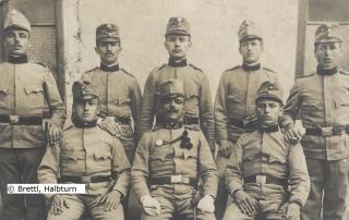 soldaten 1. WK