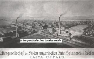 Jutefabrik Neufel/Leitha