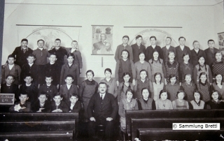 schulklasse 1933