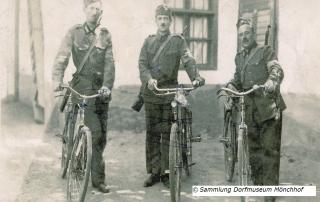 Radfahrer HIGA