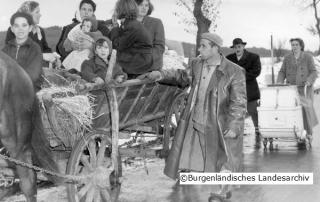Flüchtlinge - Ungarn 1956