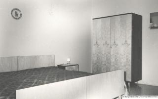 Ein Musterzimmer aus dem Jahr 1958