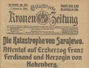 Attentat 1914