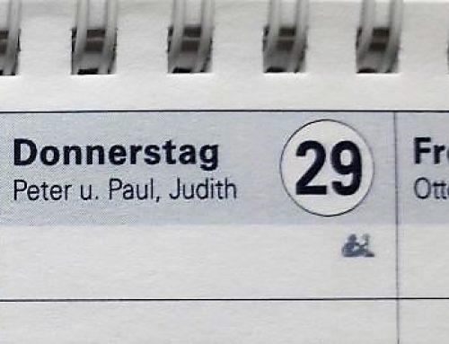 """Der """"Peter- und Paul-Tag"""" als Symbol des Widerstandes"""