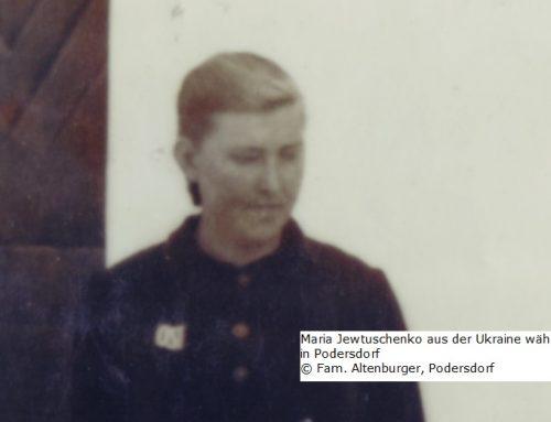 """Brief einer ehemaligen """"Ostarbeiterin"""""""