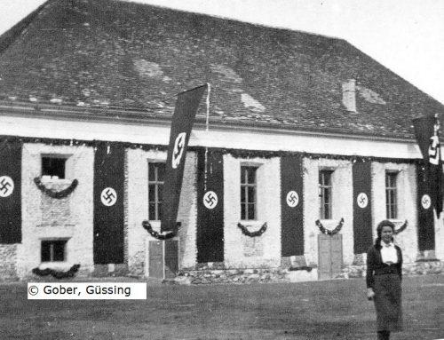 Synagoge zu Turn- und Festhalle umgewandelt