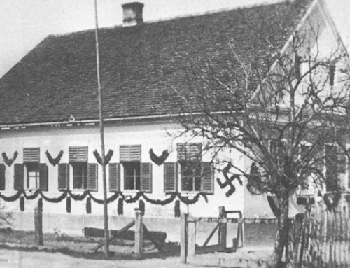 Schulbeginn im September 1938