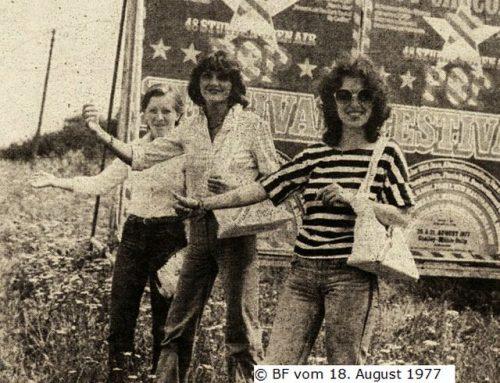 Woodstock im Burgenland