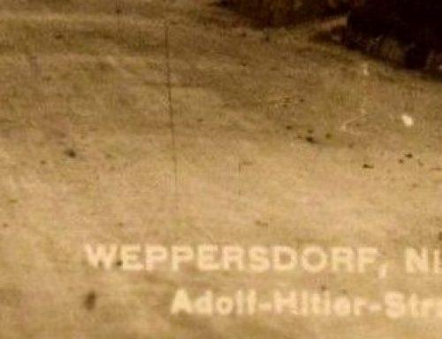 Adolf Hitler zum Ehrenbürger ernannt
