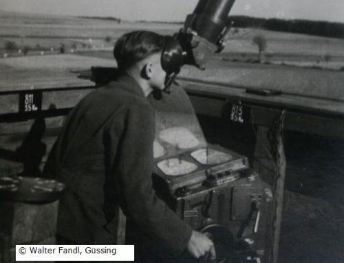Luftwaffenhelfer anstatt Schule