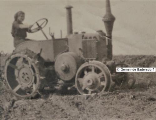 Die Traktoren kommen