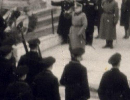 Heinrich Himmler in Eisenstadt