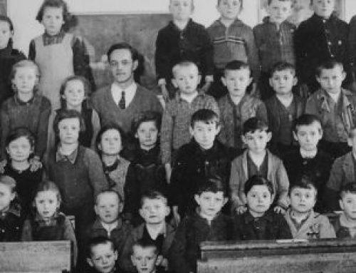 89 Kinder in einer Klasse