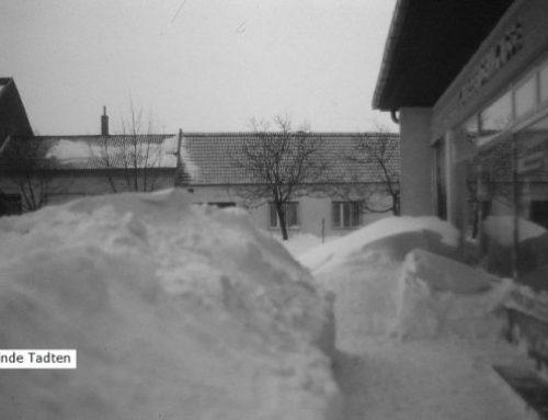 Ein Winter rund um Stegersbach