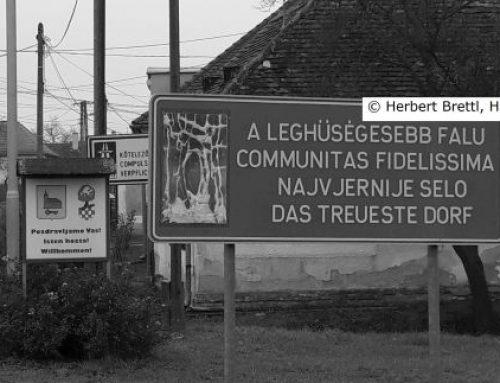 Ein Österreicher wird zum Ungarn