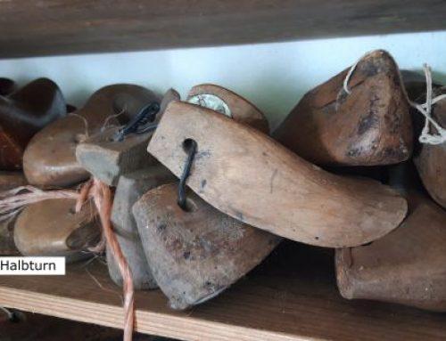 Fortbildungskurs für Schuhmacher