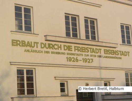 Hauptstadt gesucht (Teil 3, Eisenstadt)