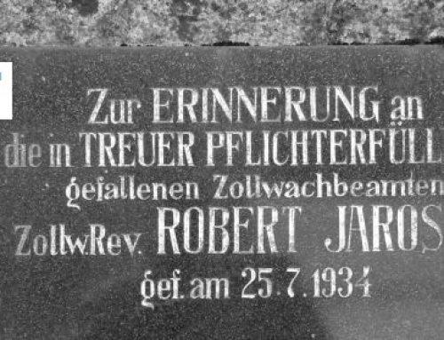 Das erste Opfer des Nationalsozialismus im Burgenland