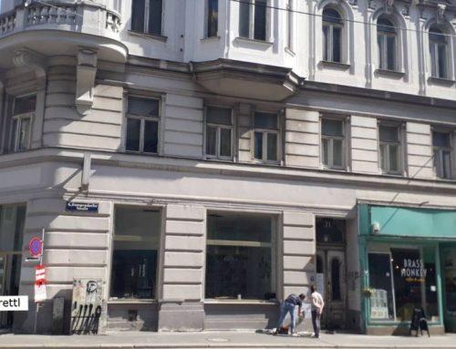 Gastwirtschaft Stockinger, Wien 6., Gumpendorfer Straße 71 – Die Geburtsstätte des Burgenlandes?