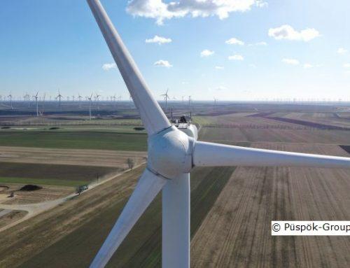 Visionäre Windparkpioniere